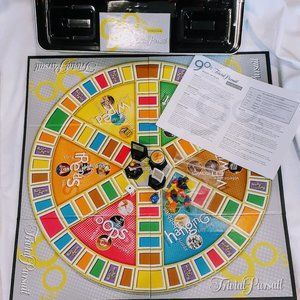 Other - Trivial Pursuit 90's Time Capsule Edition